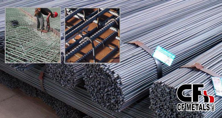 CF Metals - Steel Rebar